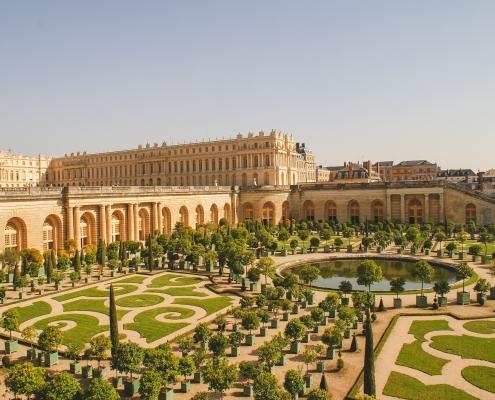 1 Versailles Palace and Garden