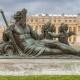 4 Versailles Statue