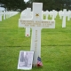8 General Roosevelt Tomb at Normandy American Cemetery