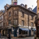 3 Rouen Timber Houses